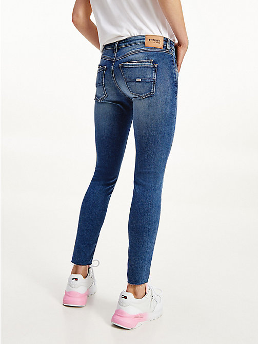 Women S Jeans Stretch Denim Jeans Tommy Hilfiger Uk