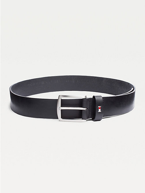 TOMMY HILFIGER Denton Belt - BLACK - TOMMY HILFIGER Belts - main image
