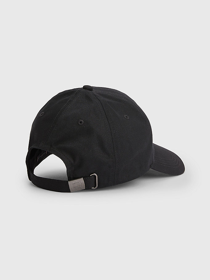 TOMMY HILFIGER Cotton Cap - MIDNIGHT - TOMMY HILFIGER Bags & Accessories - detail image 1