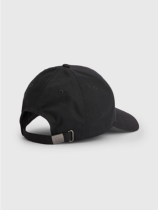 TOMMY HILFIGER Classic Baseball Cap - FLAG BLACK - TOMMY HILFIGER Hats, Gloves & Scarves - detail image 1