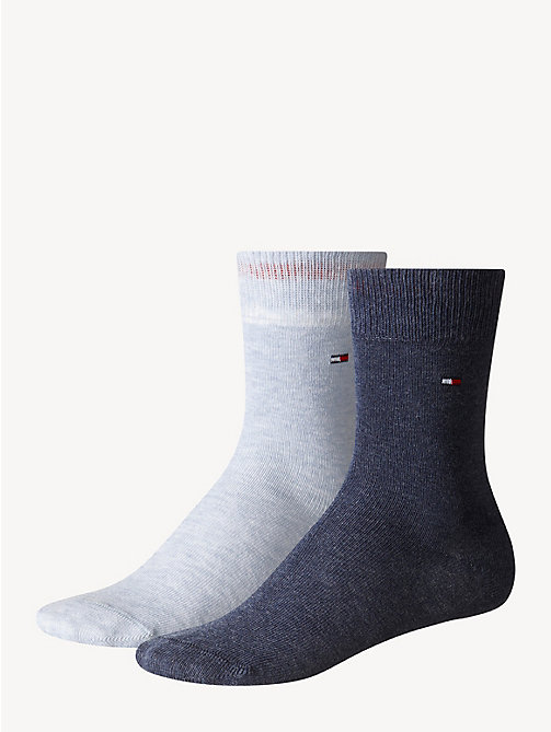 TOMMY HILFIGER 2 Pack Socks - JEANS -  Shoes & Accessories - main image