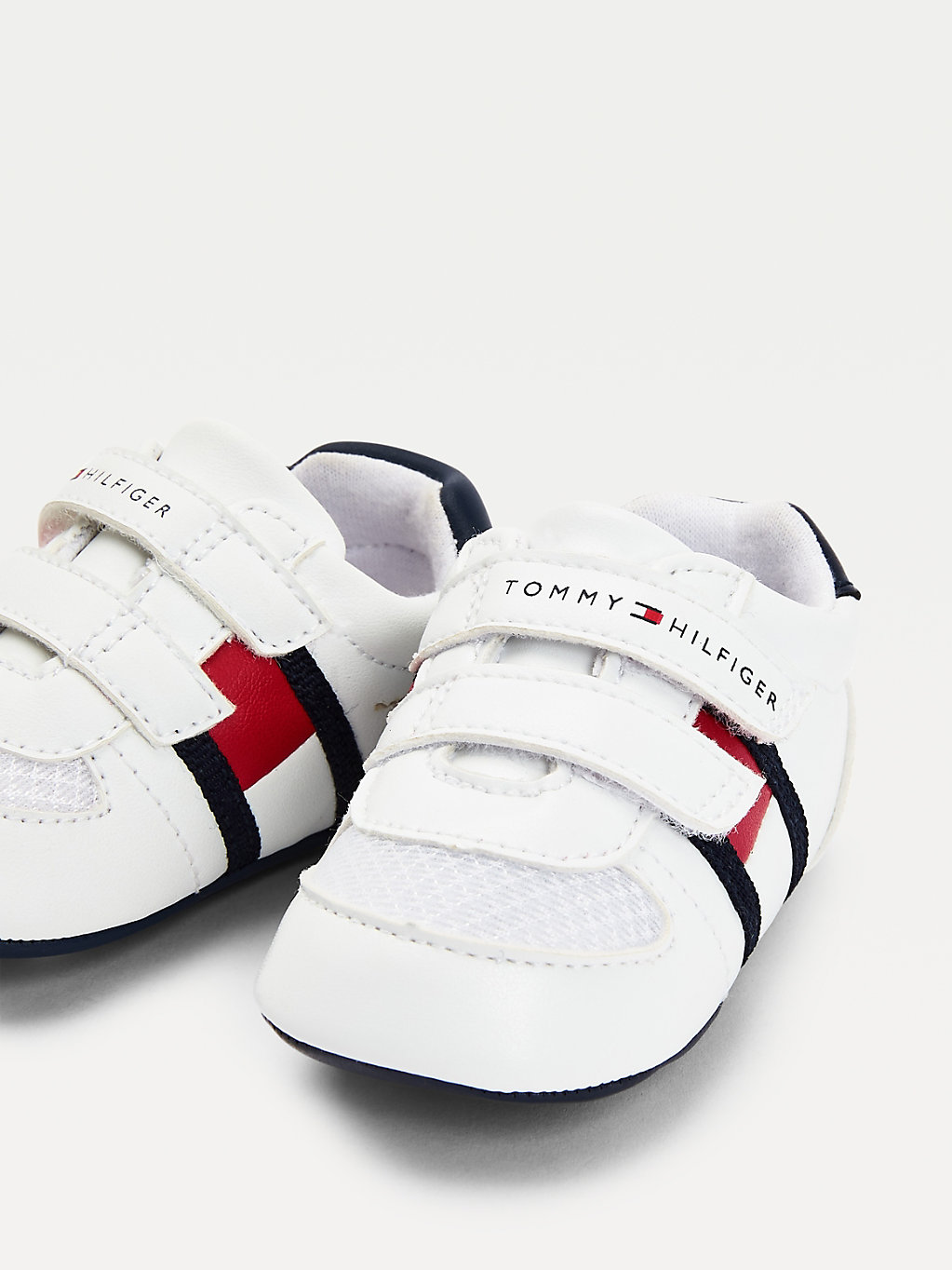 Tommy Hilfiger - Kids' Flag Panel Trainers - 3