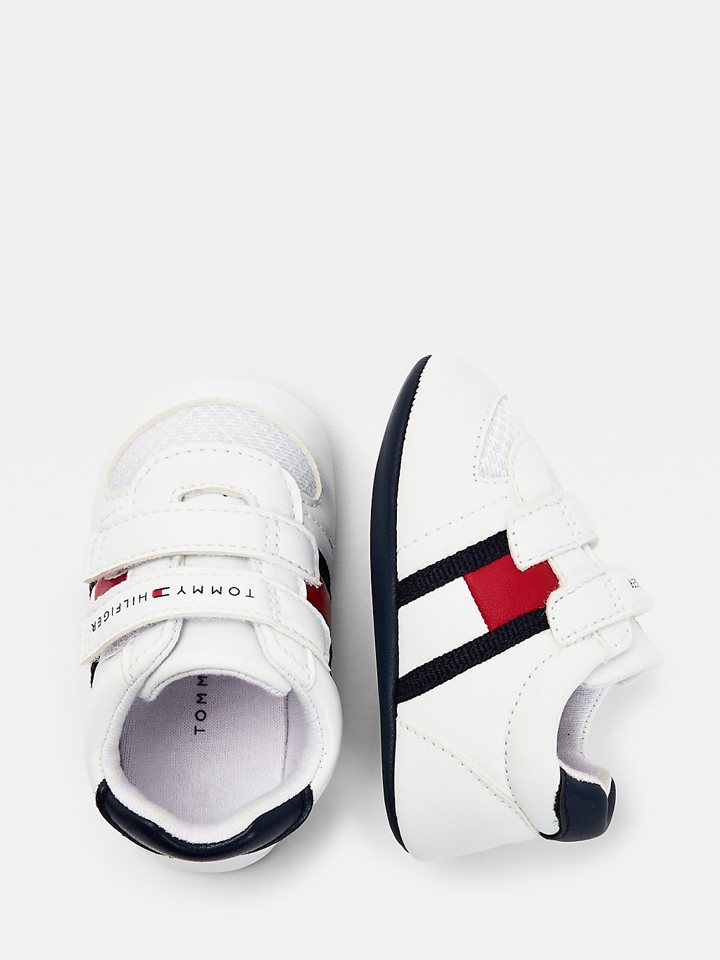 Tommy Hilfiger - Kids' Flag Panel Trainers - 4