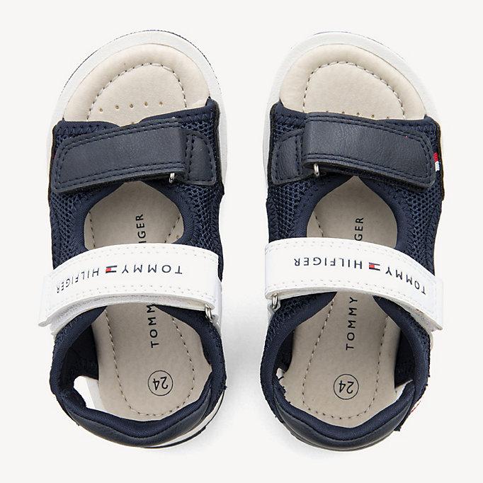 13163cf2 Kids' Velcro Closure Mesh Sandals | Tommy Hilfiger