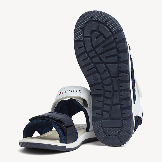 0eead74a88fc Kids  Signature Velcro Sandals. TOMMY HILFIGER