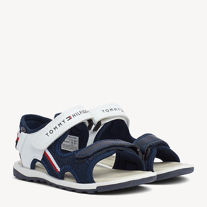 28aceff3 Kids' Signature Velcro Sandals | Tommy Hilfiger
