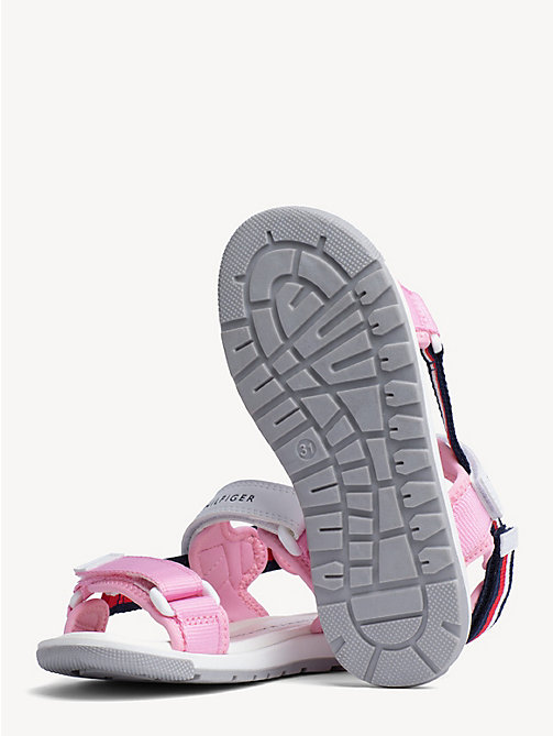 c6f1013a7645 TOMMY HILFIGERKids  Velcro Signature Tape Sandals. From €60.00