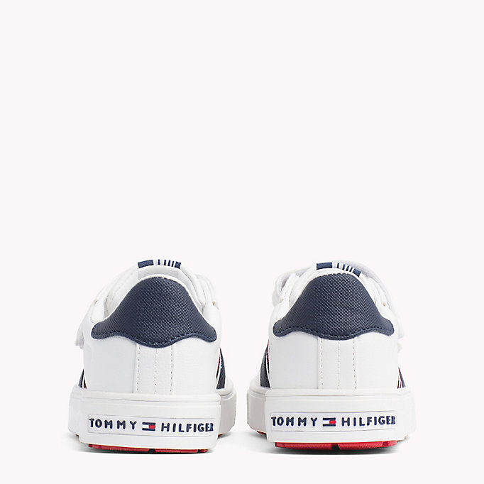 TOMMY HILFIGER Velcro Tennis Shoes - BLUE/WHITE - TOMMY HILFIGER Kids - detail image 2