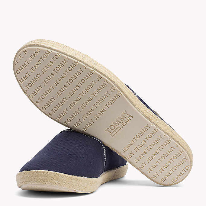 TOMMY JEANS Colour-Blocked Espadrille Shoes - JEANS - TOMMY JEANS Men - detail image 1