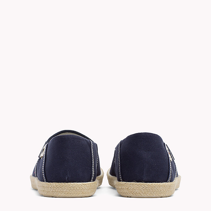 TOMMY JEANS Colour-Blocked Espadrille Shoes - JEANS - TOMMY JEANS Men - detail image 2