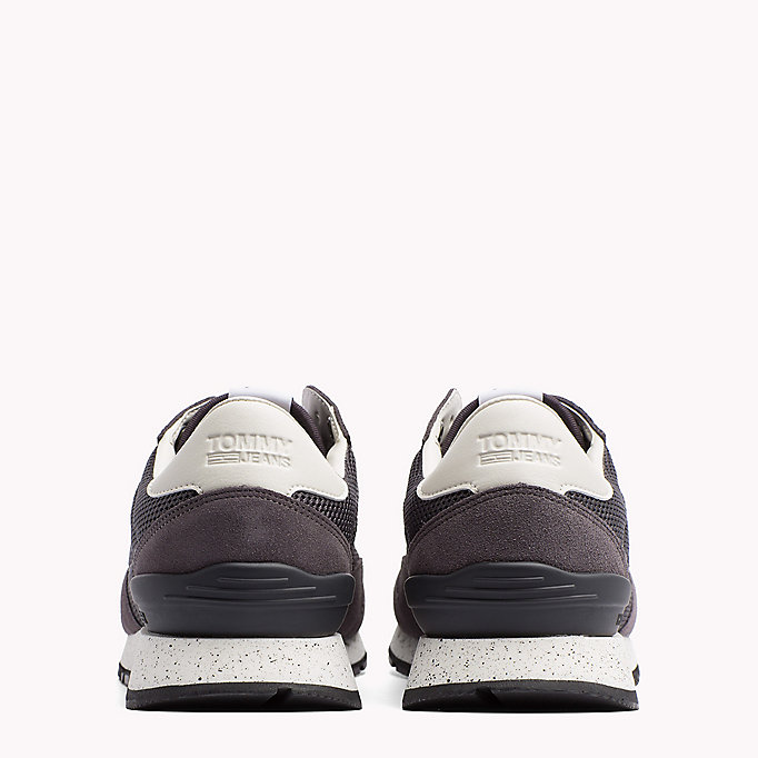TOMMY JEANS Panelled Mesh Trainers - RWB - TOMMY JEANS Shoes - detail image 2