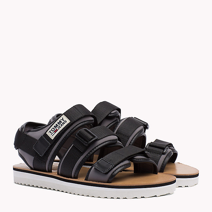 TOMMY JEANS Urban Sandals - DUSTY OLIVE - TOMMY JEANS Shoes - main image
