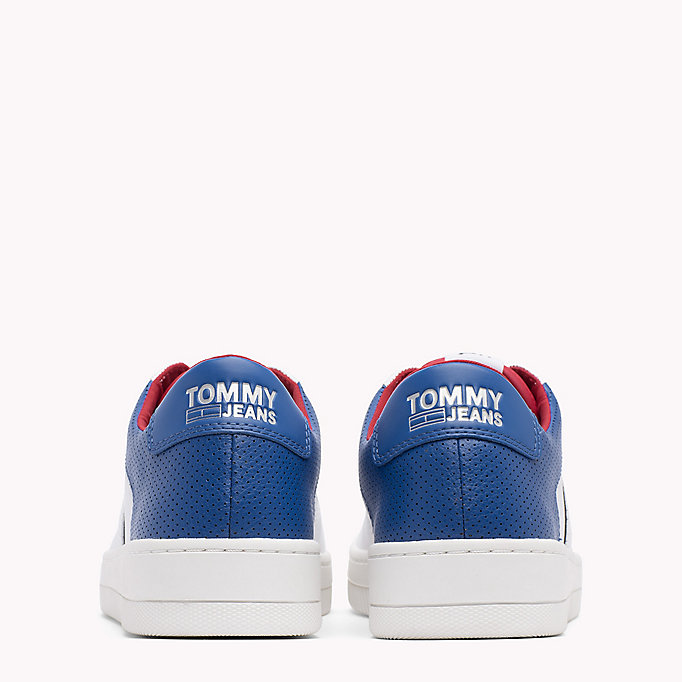 TOMMY JEANS Tommy Basket Trainers - BLACK - TOMMY JEANS Shoes - detail image 2