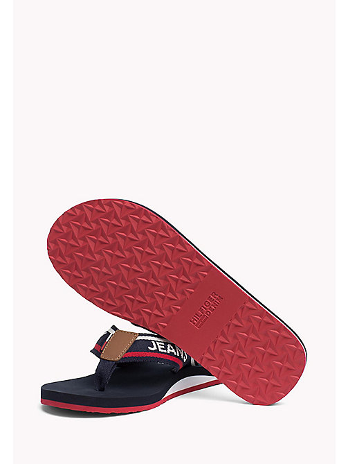 TOMMY JEANS Tommy Jeans Beach Sandals - TOMMY NAVY -  Shoes - detail image 1