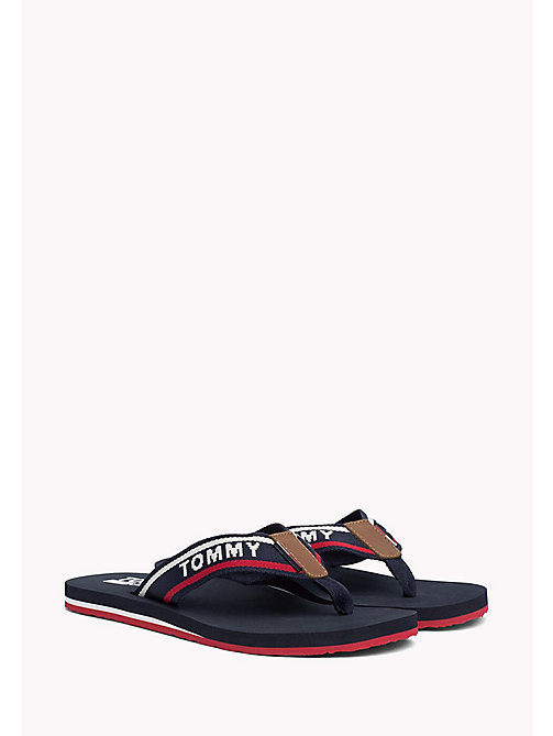 TOMMY JEANS Tommy Jeans Beach Sandals - TOMMY NAVY -  Shoes - main image