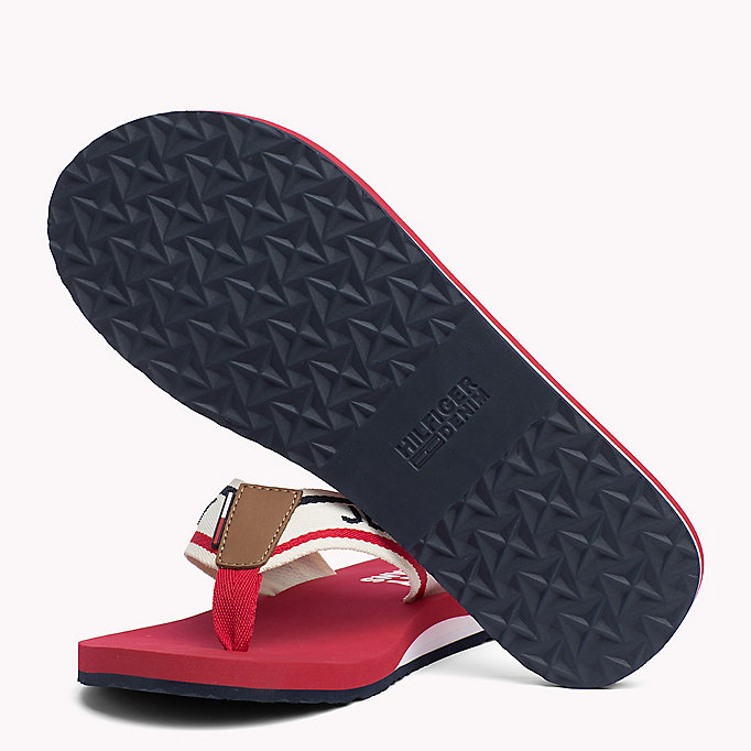 TOMMY JEANS Tommy Jeans Beach Sandals - TOMMY NAVY - TOMMY JEANS Men - detail image 1