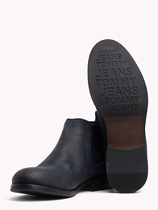 TOMMY JEANS Casual Chelsea Boots - INK - TOMMY JEANS VACATION - detail image 1