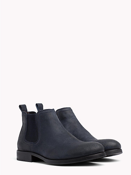 TOMMY JEANS Casual Chelsea Boots - INK - TOMMY JEANS Shoes & Accessories - main image