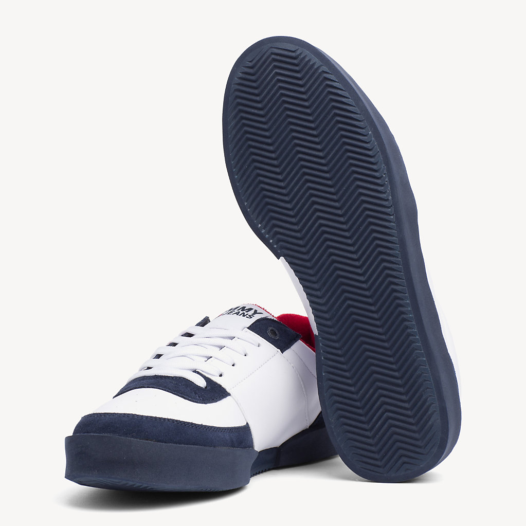 Tommy Hilfiger - Lightweight Colour-Blocked Trainers - 2
