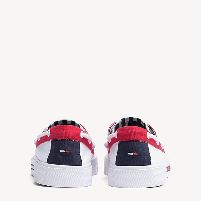 outlet store 7b52e f4048 Textil-Sneaker im Farbblockdesign   RWB   Tommy Hilfiger