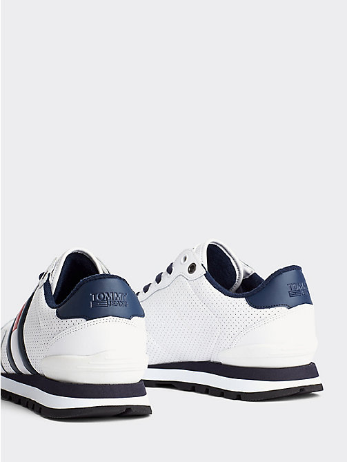 TOMMY JEANS Tommy Jeans Lifestyle Trainers - WHITE - TOMMY JEANS Shoes & Accessories - detail image 1