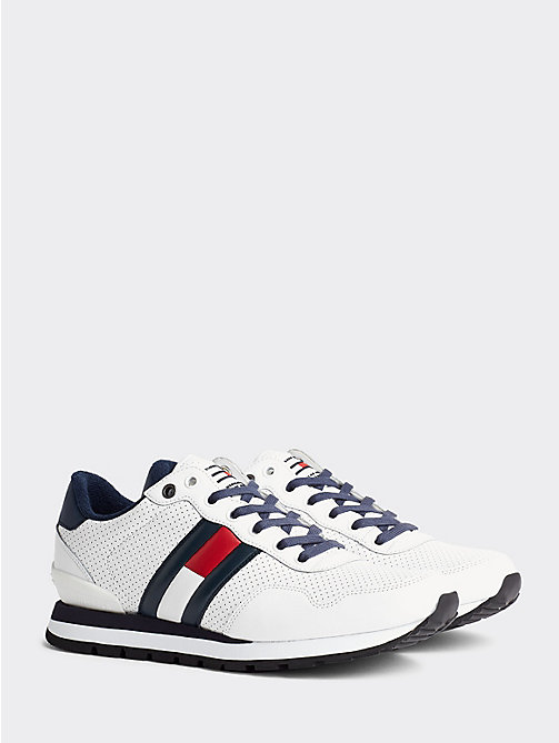 TOMMY JEANS Tommy Jeans Lifestyle Trainers - WHITE - TOMMY JEANS Shoes & Accessories - main image