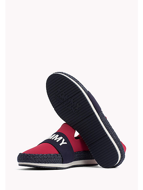 TOMMY JEANS Slip-On Tommy Jeans Trainers - TANGO RED - TOMMY JEANS Tommy Jeans Shoes - detail image 1