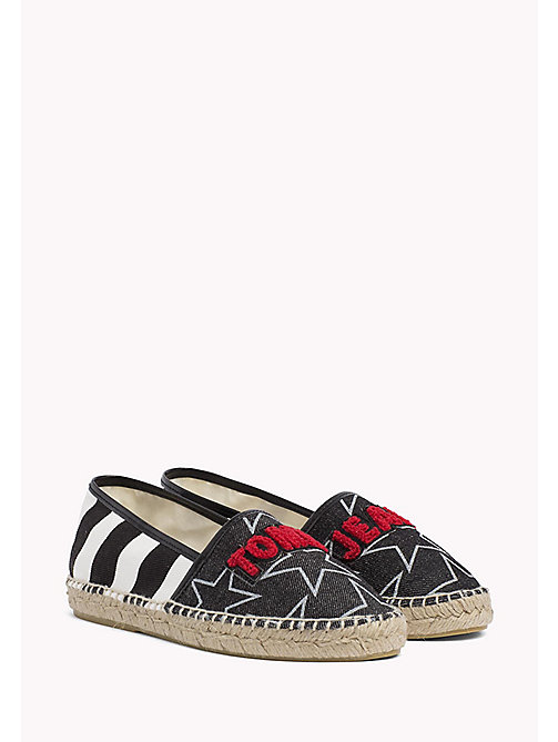 TOMMY JEANS Tommy Jeans Espadrilles - BLACK - TOMMY JEANS VACATION FOR HER - main image