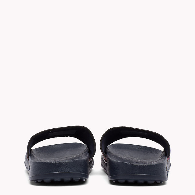 TOMMY JEANS Pool Sliders - BLACK - TOMMY JEANS SHOES - detail image 2