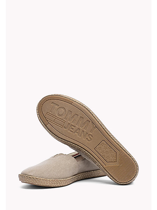 TOMMY JEANS Flexible Casual Slip-Ons - NUDE - TOMMY JEANS Tommy Jeans Shoes - detail image 1