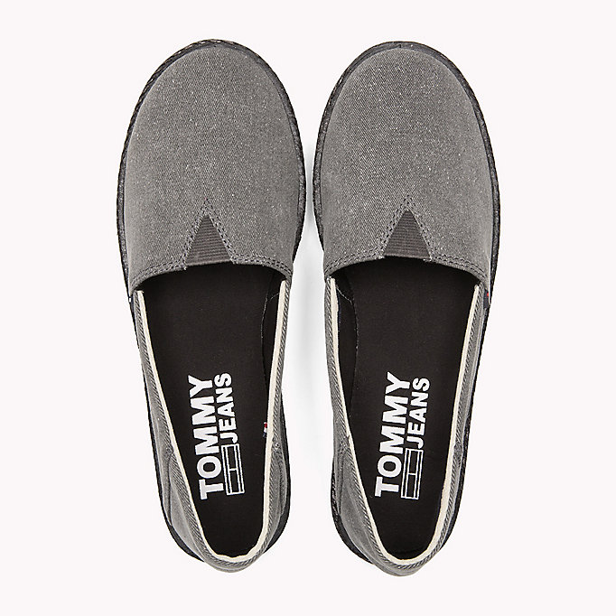 TOMMY JEANS Flexible Casual Slip-Ons - NUDE - TOMMY JEANS SHOES - detail image 3