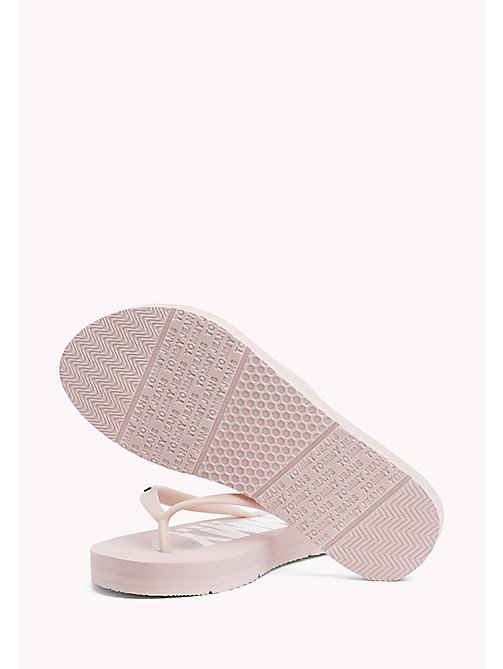 TOMMY JEANS Love Tommy Jeans Flip-Flops - DUSTY ROSE - TOMMY JEANS Tommy Jeans Shoes - detail image 1