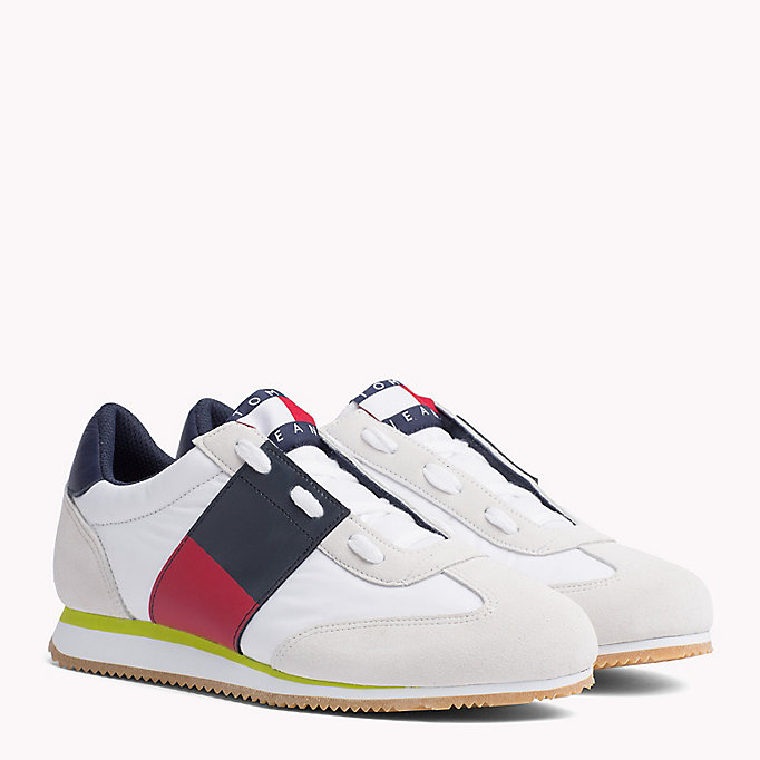 Tommy Hilfiger Suede 90s Trainers For Sale Buy Authentic Online Clearance Buy UwNKK