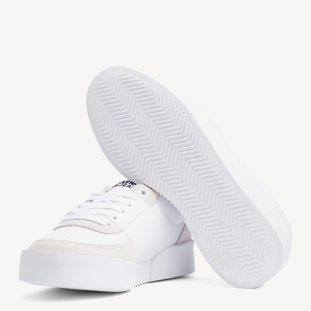Tommy Hilfiger - Lightweight Contrast Panel Trainers - 2