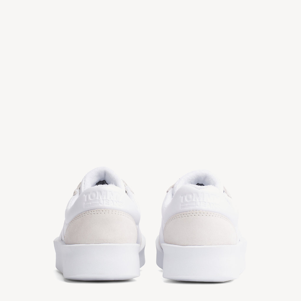 Tommy Hilfiger - Lightweight Contrast Panel Trainers - 3