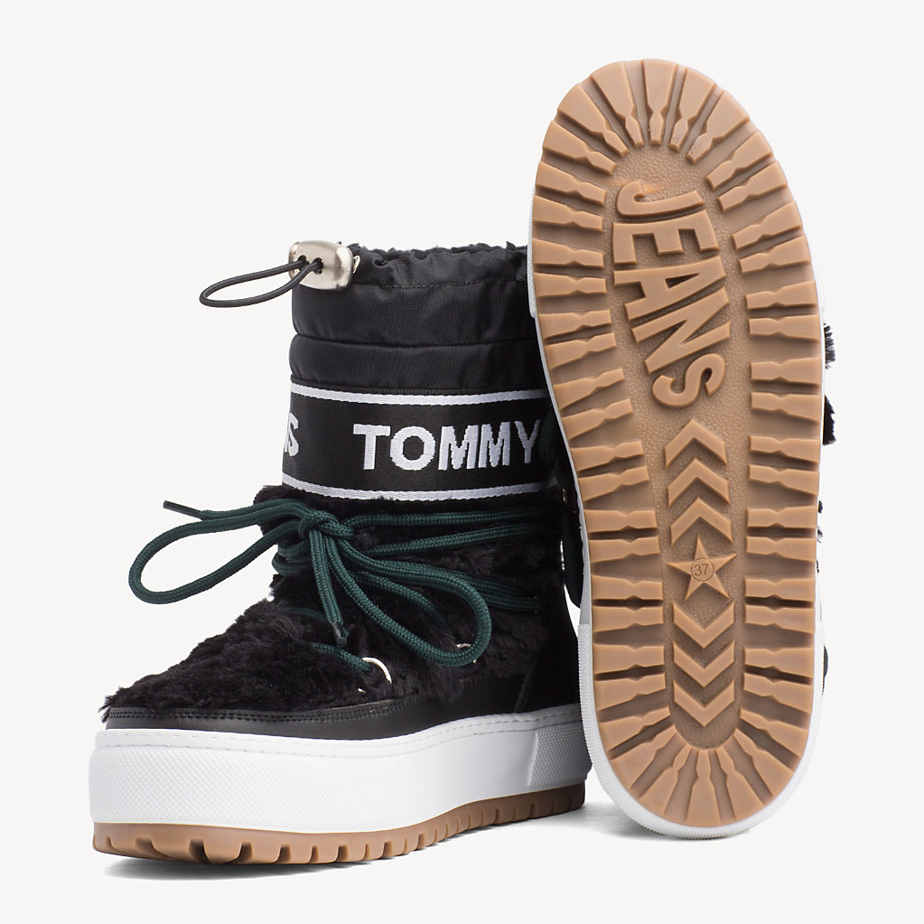 Tommy Hilfiger - Repeat Logo Snow Boots - 2