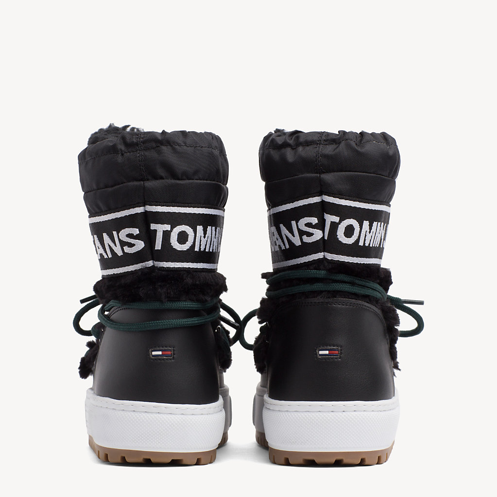 Tommy Hilfiger - Repeat Logo Snow Boots - 3