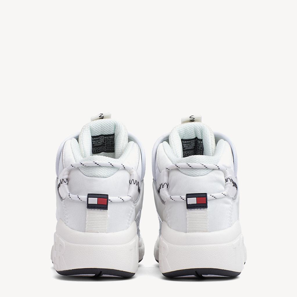 Tommy Hilfiger - Sneaker mit kontrastierendem Reißverschluss - 3