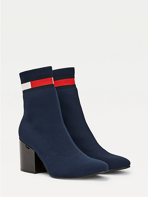 Tommy hilfiger Buckled Ankle Wellies