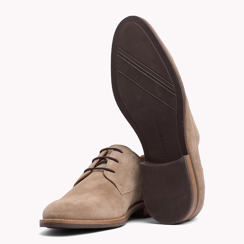 Tommy Hilfiger - Zapatos derby de ante - 2