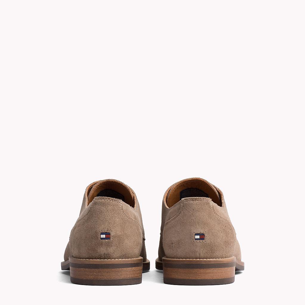 Tommy Hilfiger - Zapatos derby de ante - 3