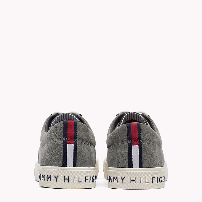 TOMMY HILFIGER Sneakers Heritage in suede - JEANS - TOMMY HILFIGER Uomini - dettaglio immagine 2