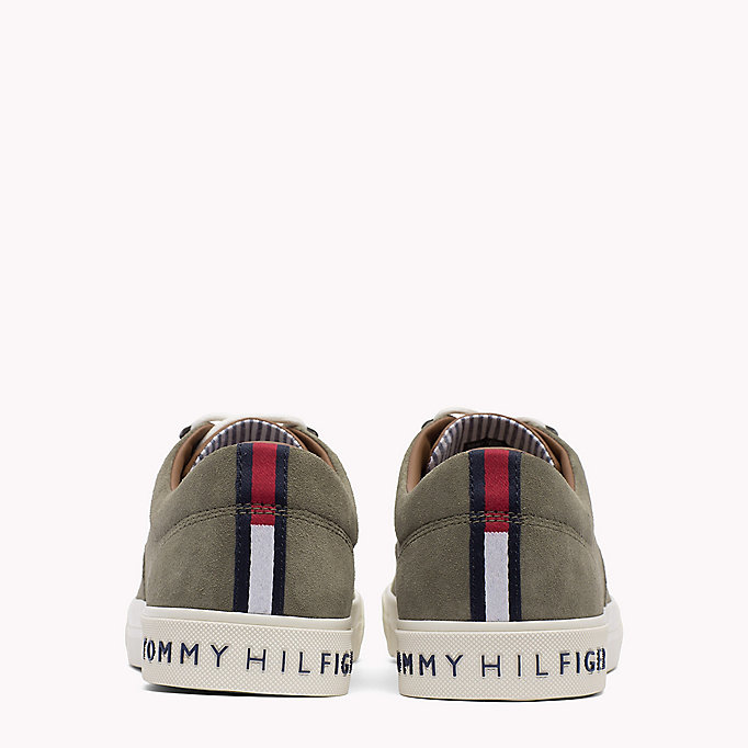 TOMMY HILFIGER Sneakers Heritage in suede -  - TOMMY HILFIGER Uomini - dettaglio immagine 2
