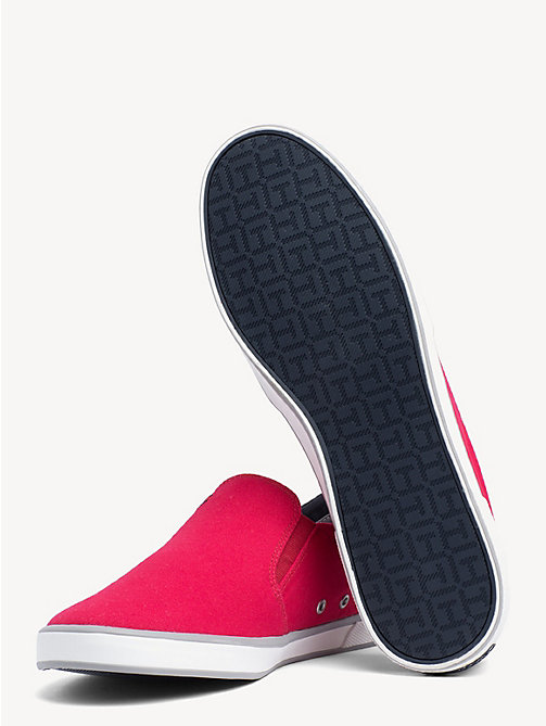 TOMMY HILFIGER Slip-On Trainers - TANGO RED - TOMMY HILFIGER Sneakers - detail image 1
