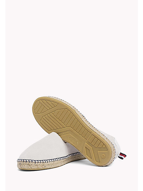 TOMMY HILFIGER Suede Espadrilles - ICE - TOMMY HILFIGER Summer shoes - detail image 1