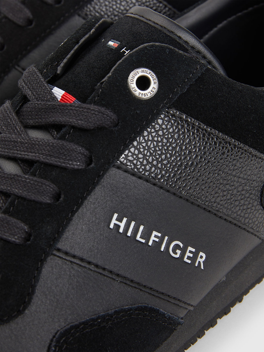 Tommy Hilfiger - Iconic Lace-Up Trainers - 3