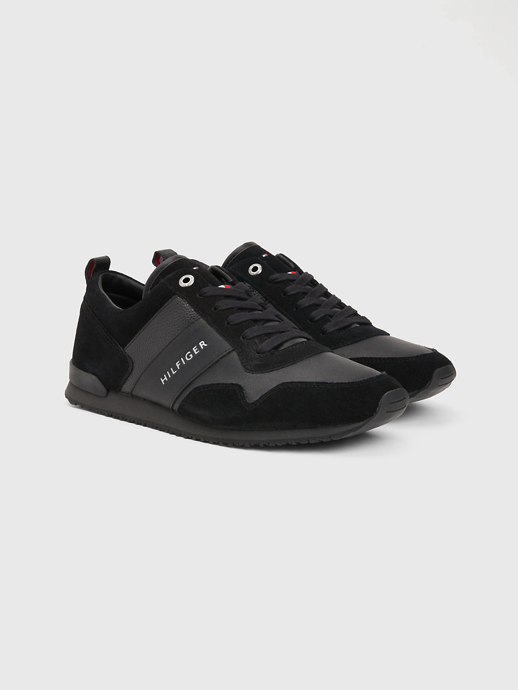 Tommy Hilfiger - Iconic Lace-Up Trainers - 1