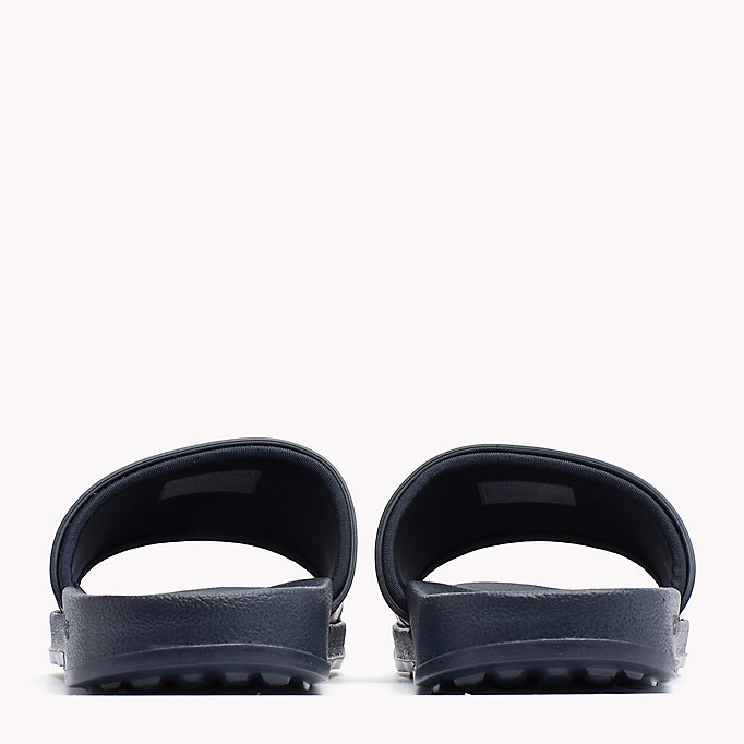 TOMMY HILFIGER Sliders - WHITE - TOMMY HILFIGER Men - detail image 2