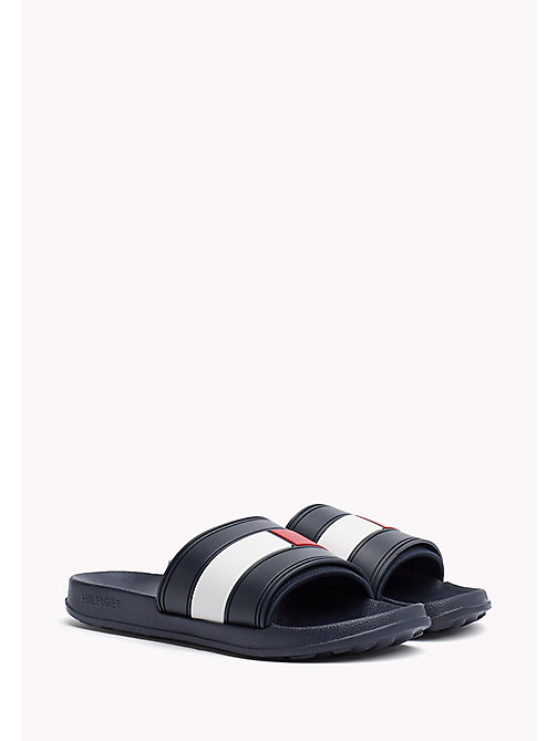 TOMMY HILFIGER Sliders - RWB - TOMMY HILFIGER Summer shoes - main image
