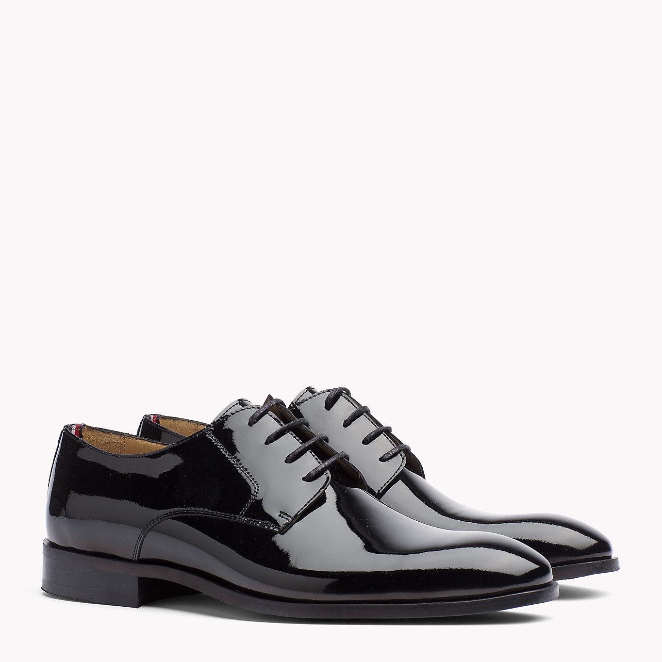 Zapatos de vestir de piel